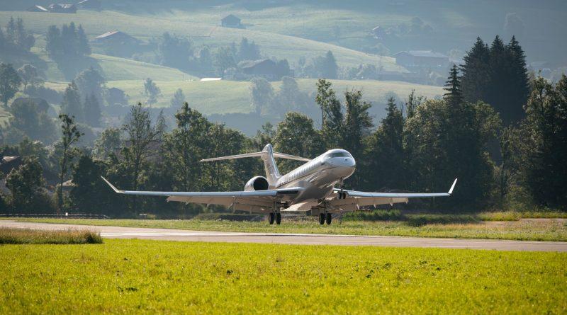 Global 7500 de Bombardier