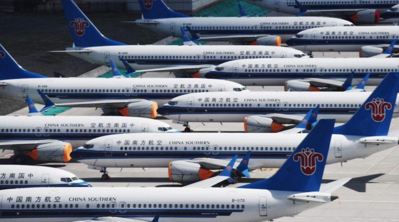 China Southern Airlines may cancel its MAX order