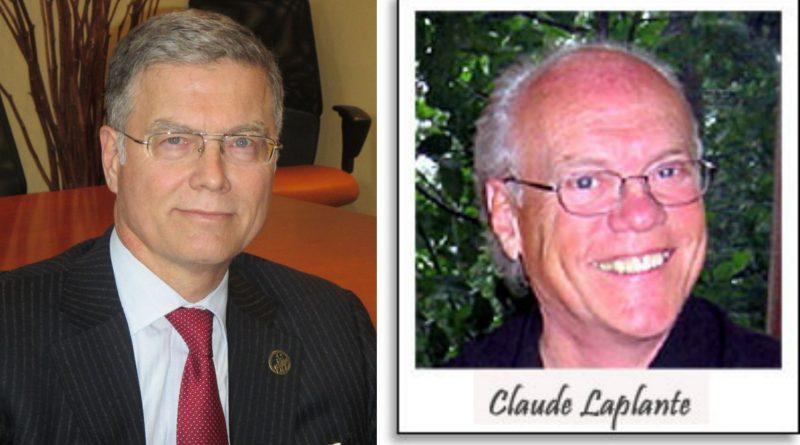 James Dugan et Claude Laplante