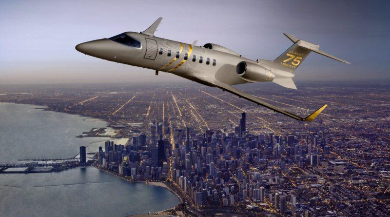 Le Gamin 5000 certifié sur le Learjet