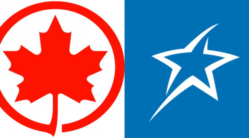 Logo transaction Air Canada-Transat A.T.