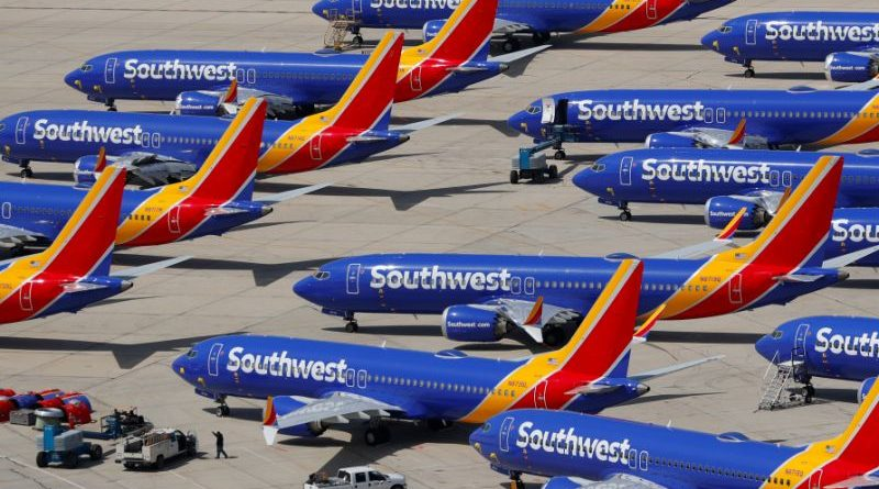 Boeing pousse Southwest vers Airbus