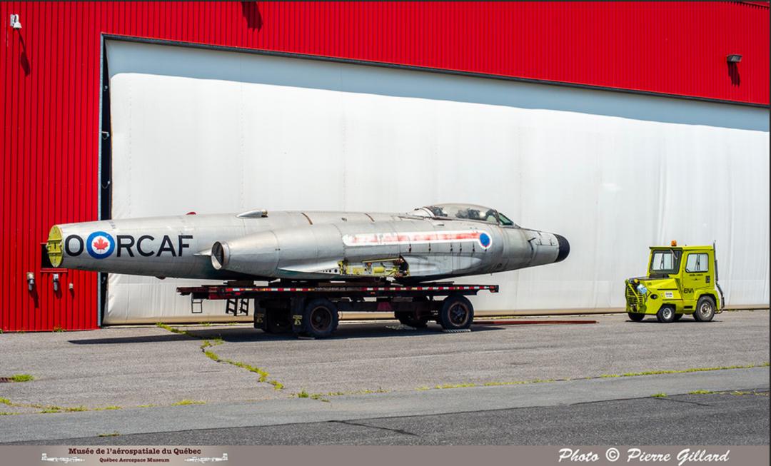 Évaluation de l'Avro CF-100