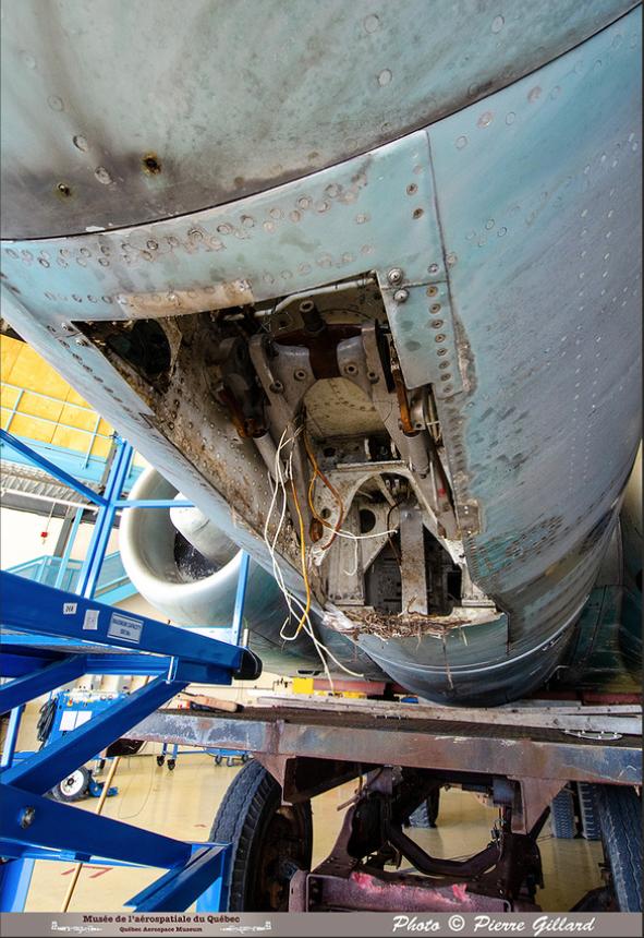 L'évaluation de l'Avro CF-100