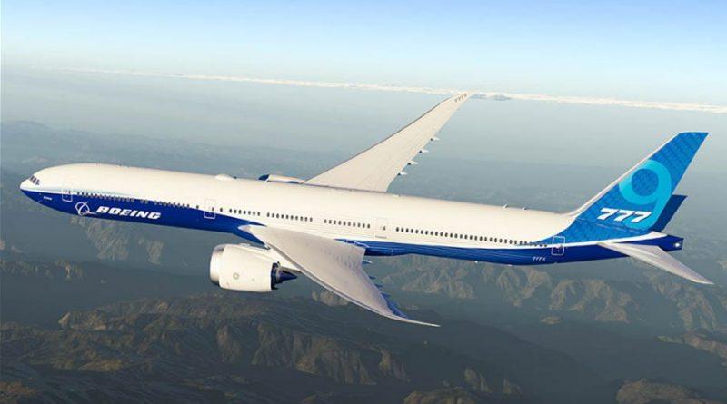 Boeing B777-9