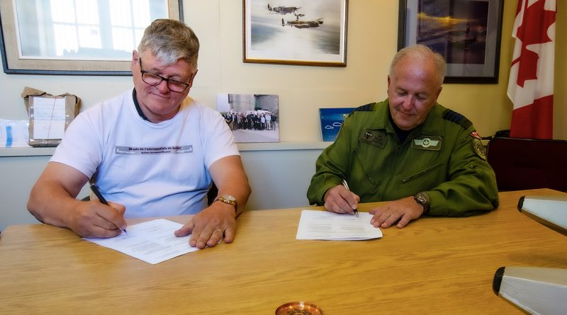 Le MAM et le MAQ signent une entente de collaboration