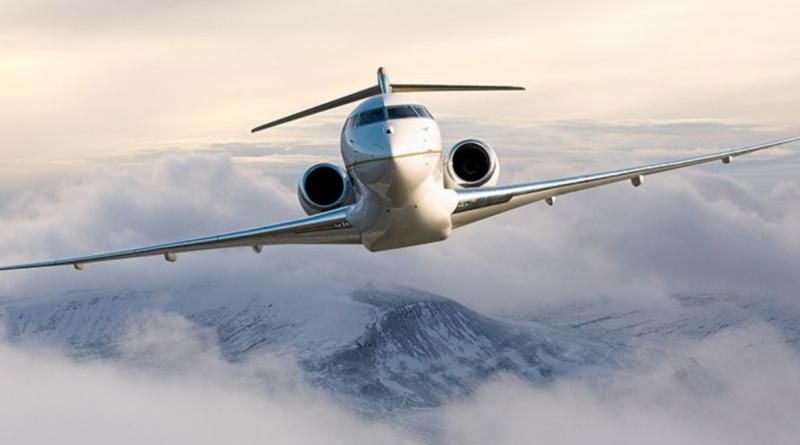 Bombardier livre le premier Global 6000 à la Luftwaff