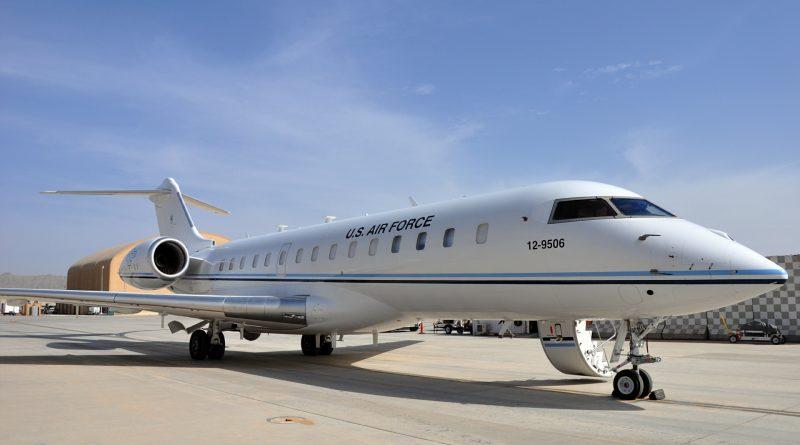 Les quatre Global de la USAF franchissent le cap des 100 000 heures de vol