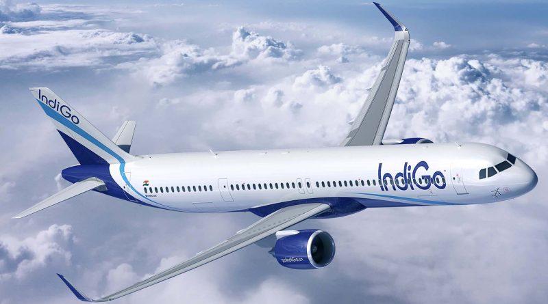 Indigo commande 300 A320NEO