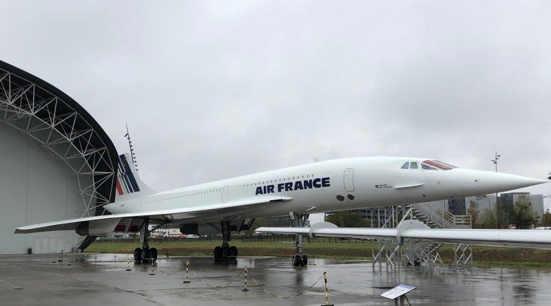 J'ai la nostalgie du Concorde