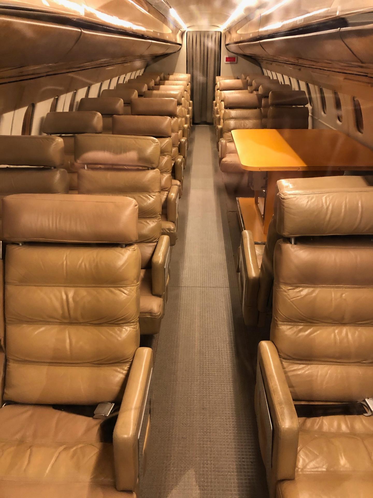 La nostalgie du Concorde