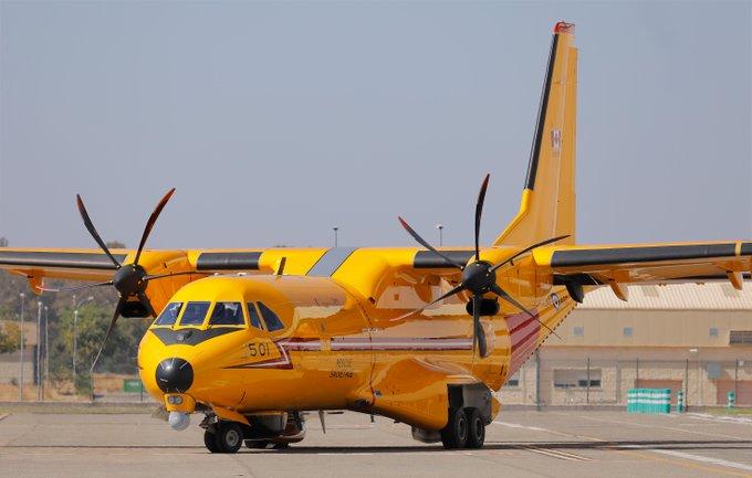 Le Canada reçoit sont premier CC-295