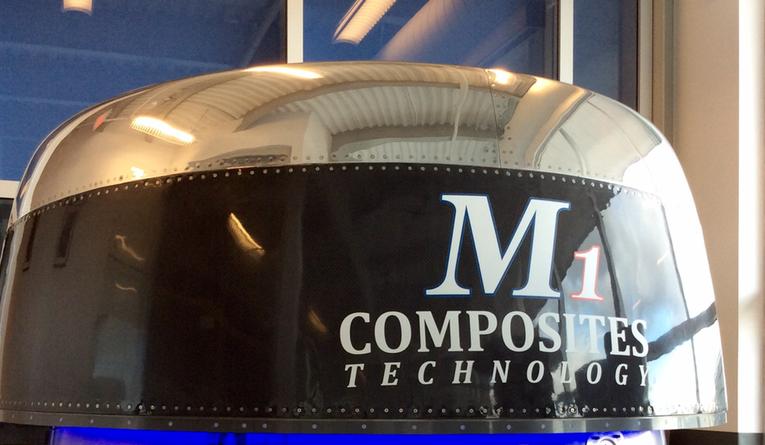 M1 Composites, passion, fierté et détermination