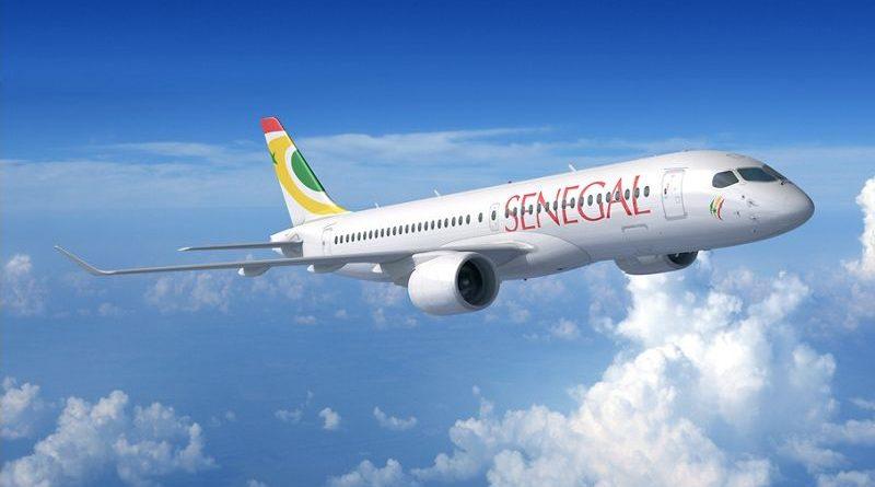 Air Sénégal signe un MoU pour 8 A220-300