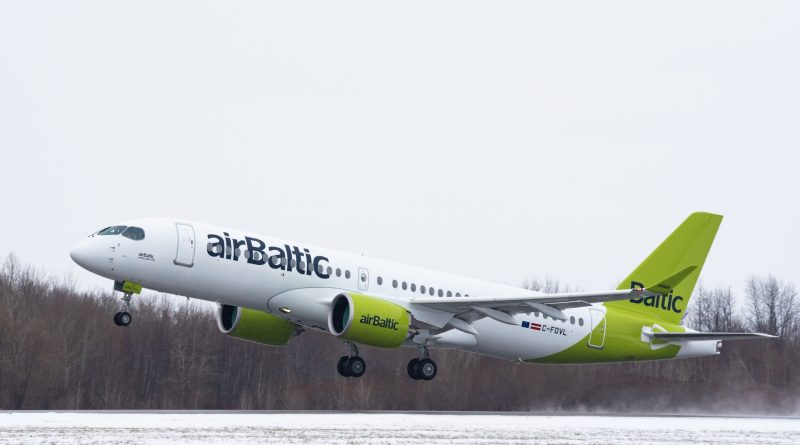 Air Baltic A220-300