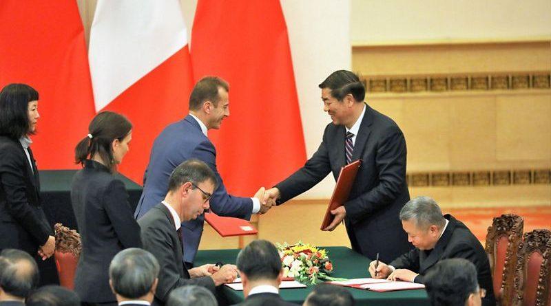 Airbus renforce son partenariat avec la Chine