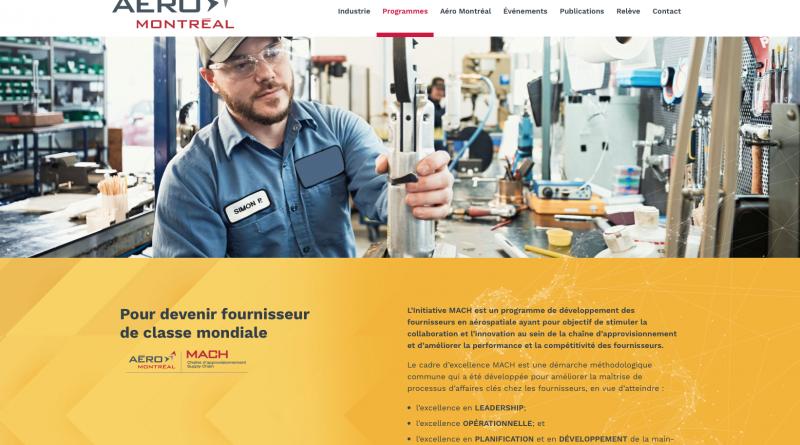 Aéro Montréal l'ACADA signent une entente