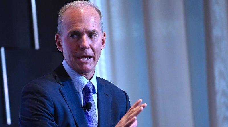 Boeing, Dennis Muilenberg démissionne