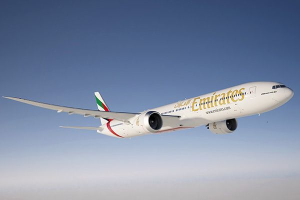 Emirates commande 2 simulateurs de B777X à CAE