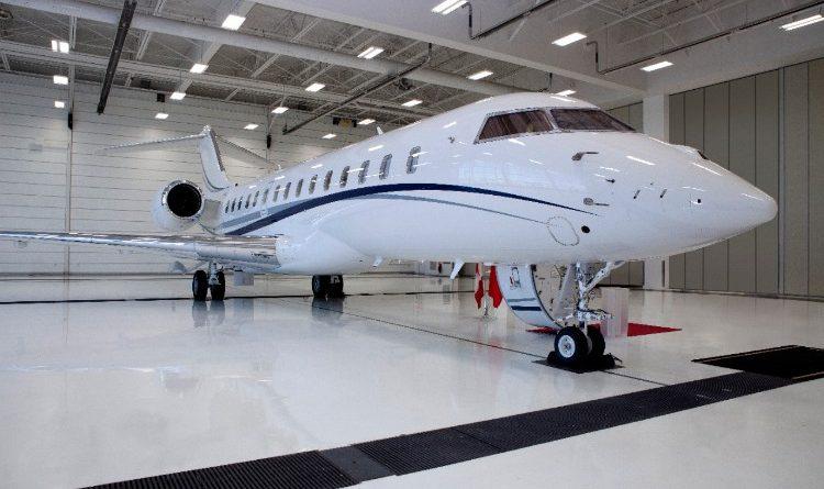 Bombardier livre un premier Global 6500 à H.K. Bellawings