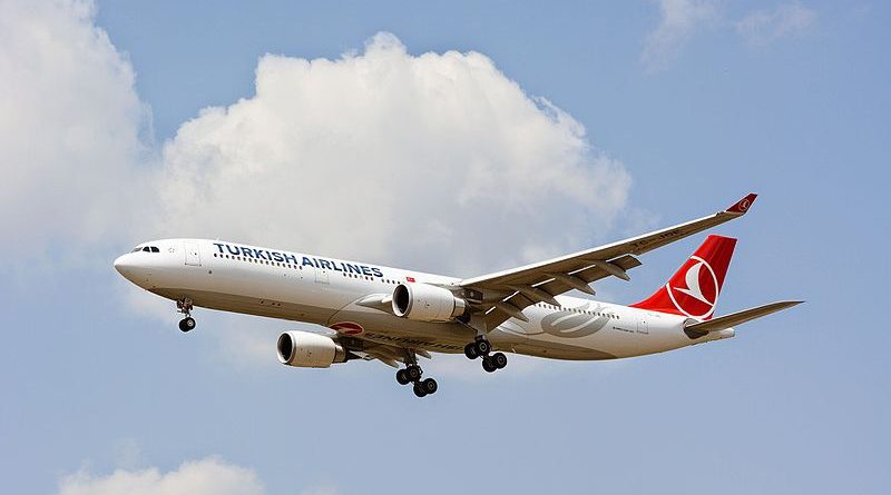 Turkish Airline meilleur transporteur vers l'Europe