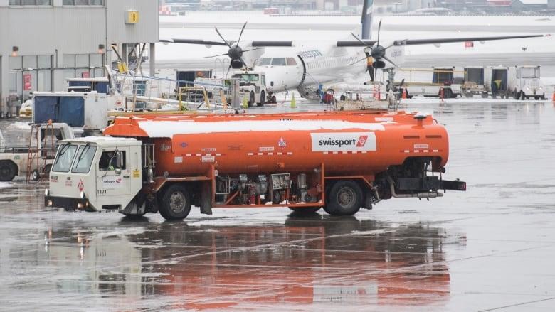 Swissport en perte de vitesse à Montréal-Trudeau