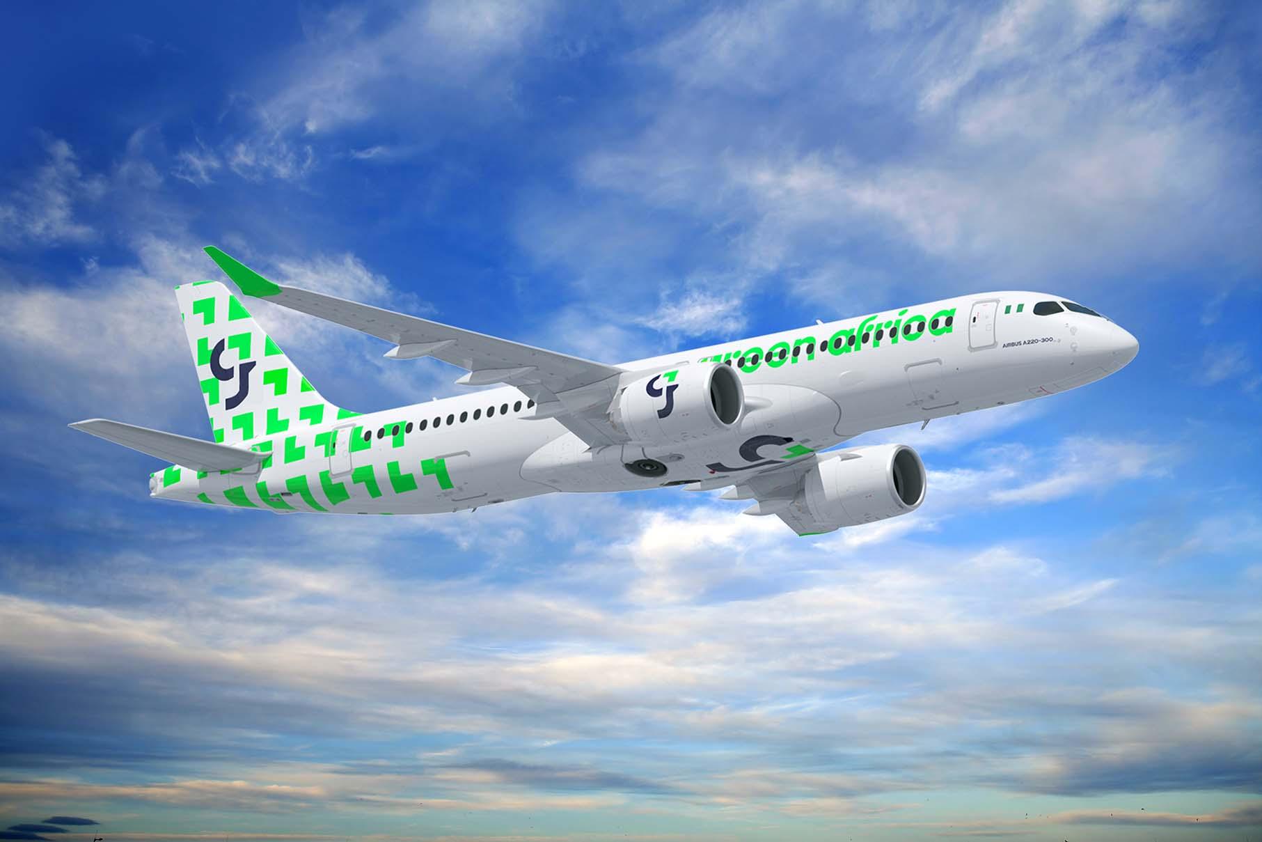 A220-300 Green Africa Airways