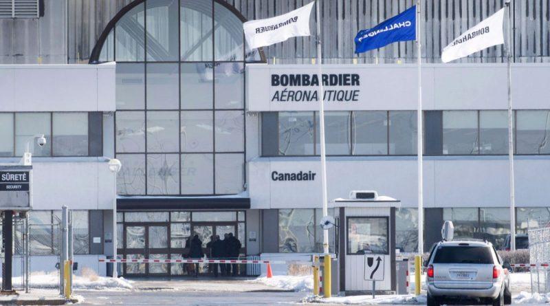 Bombardier Plan 1