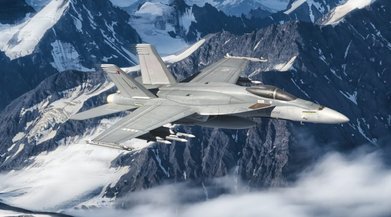 ARC Super-Hornet Block III solo