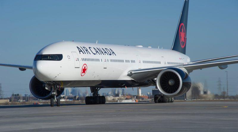Air Canada B777-300ER