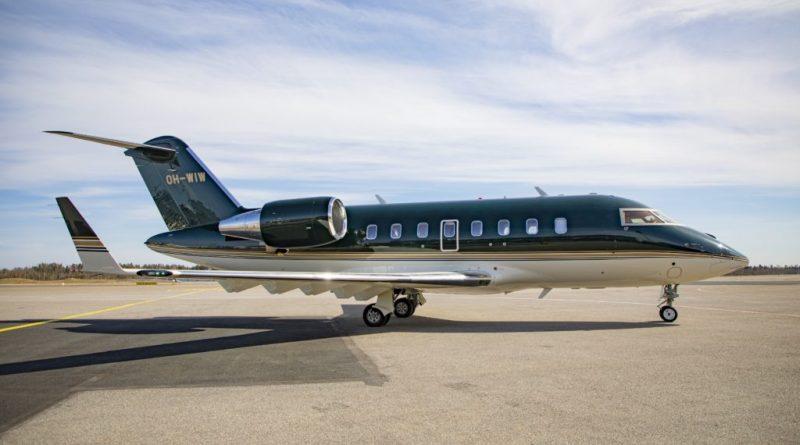 JetFlite Challenger 650