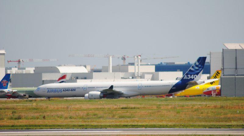 Plan de sauvatage de l'aéronautique ben France