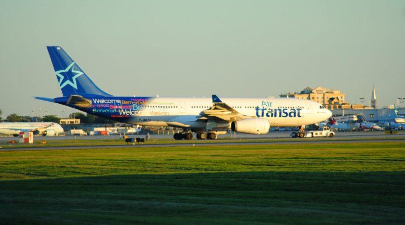 Transat A.T. A330-200