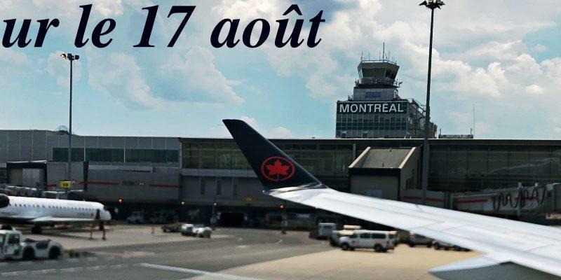 Les Ailes du Québec de retour le 17 août