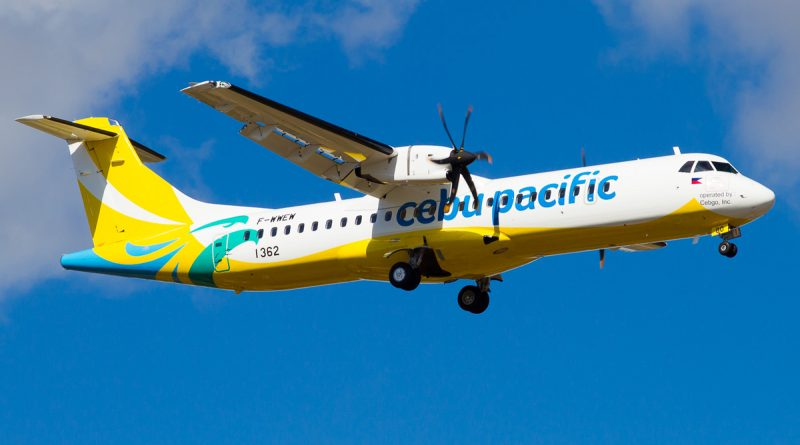 CAE formera les pilotes d'ATR 72-600 de Cebu Pacific