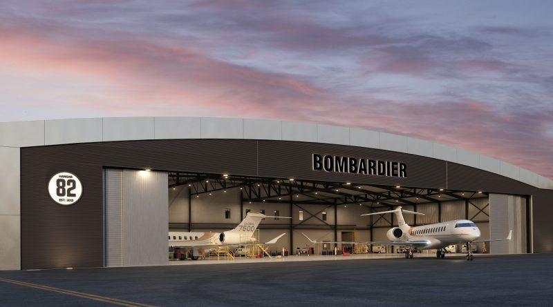Bombardier à Melbourne