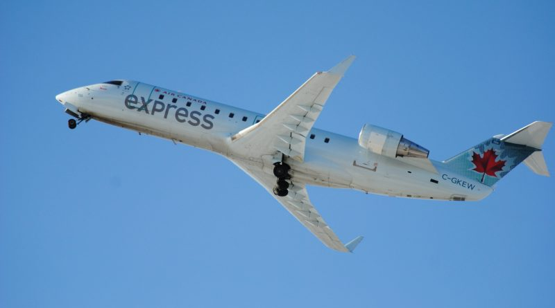 Chorus Aviation CRJ-200