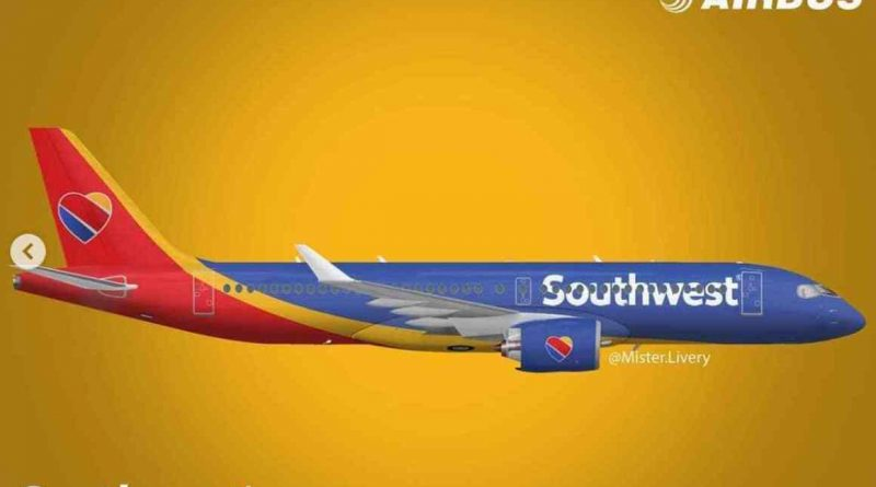 Southwest Airlines A220