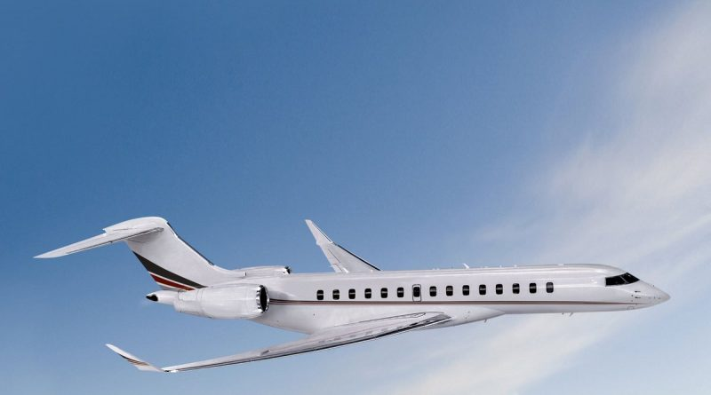 Netjet Global 7500