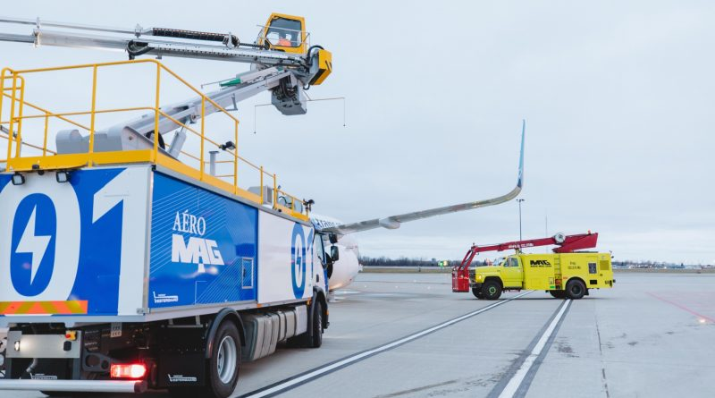 Aéro Mag premier camion électrique