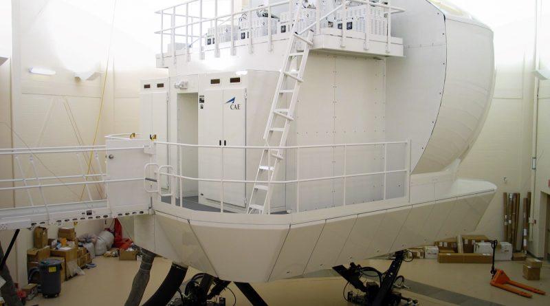 CAE simulateur C130J