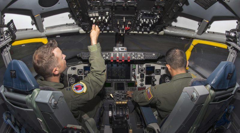 CAE simulateur KC-135