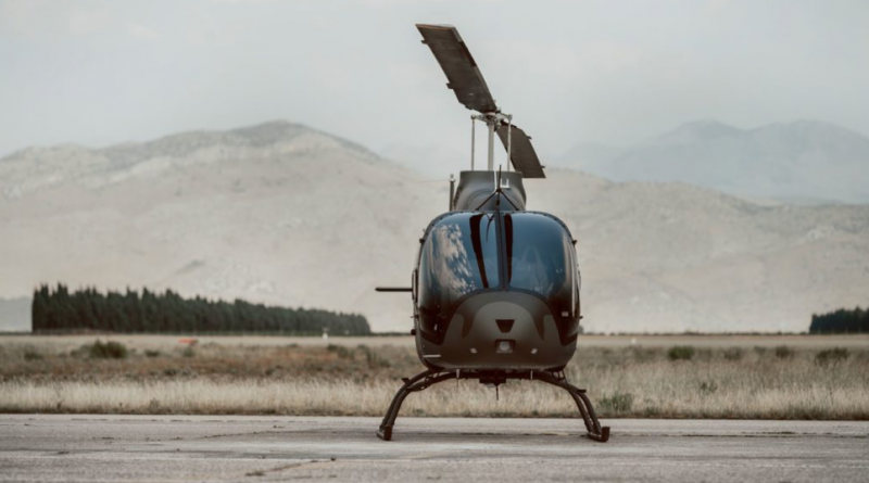 Bell 505 Jamaïca Air Forces