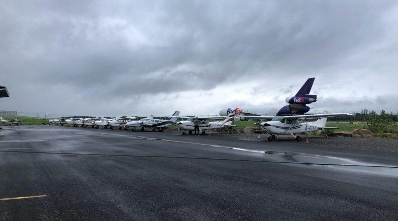 L'aviation générale reçoit un coup de massue