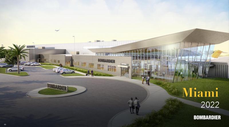 Bombardier plan 2021-25