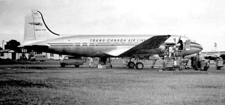 Air Canada North Star