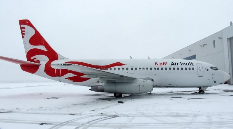 B737-200 Air Inuit