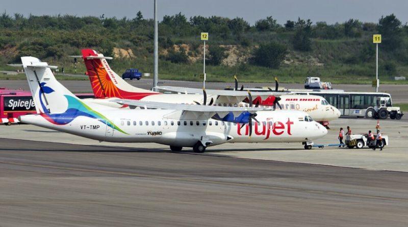 TruJet ATR-72