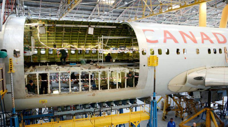 Air Canada B767-300ER P2F 2