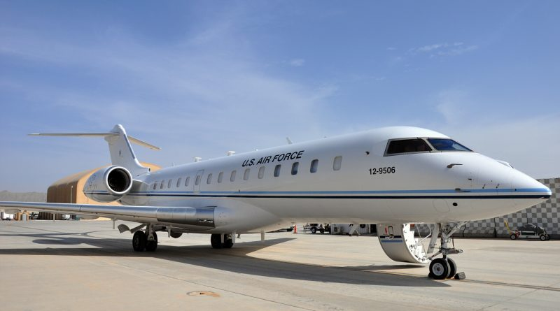 Learjet va modifier des Global 6000 en E-11
